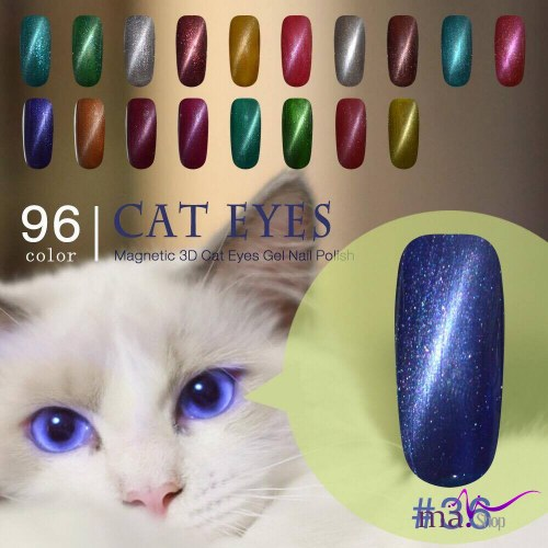 Sơn gel CAT eyes mắt meo 10 mL