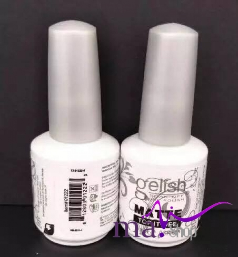 sơn Gel Top off mờ Gelish