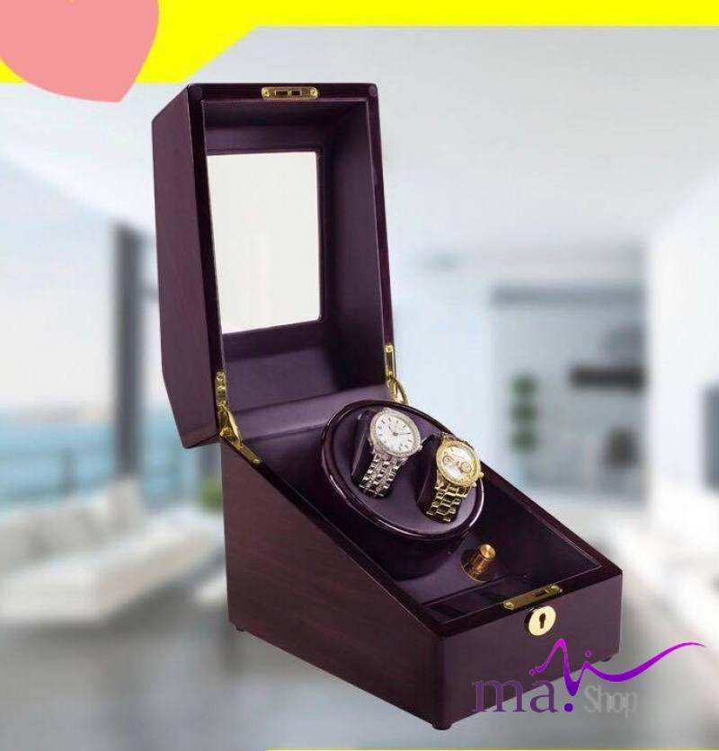 Vua bán hộp đựng đồng hồ đeo tay cơ xoay tự động giá sỉ rẻ ở tphcm