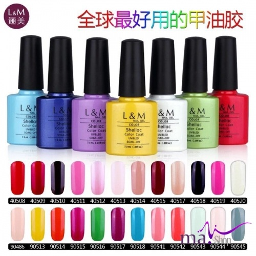 Sơn gel L& M 7,5ml