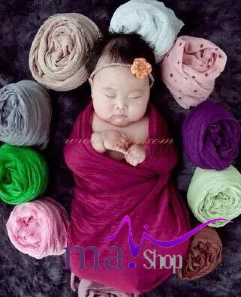 đạo cụ chụp hình cho bé chăn cuộn sơ sinh