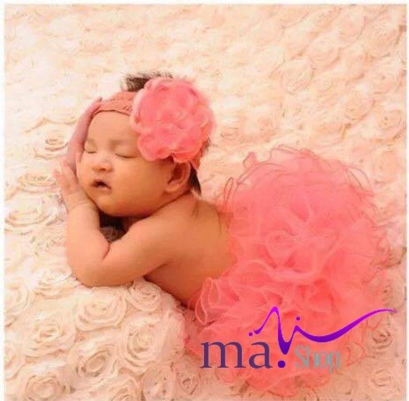 đạo cụ chụp hình cho bé Công chúa ngủ gật