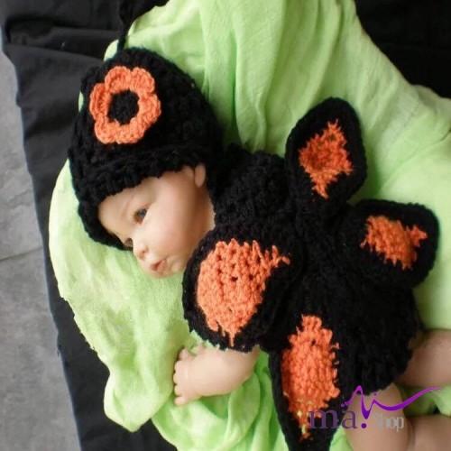 Đạo cụ chụp hình cho bé con bướm xinh