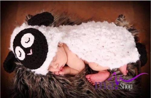 đạo cụ chụp hình cho bé con cừu non