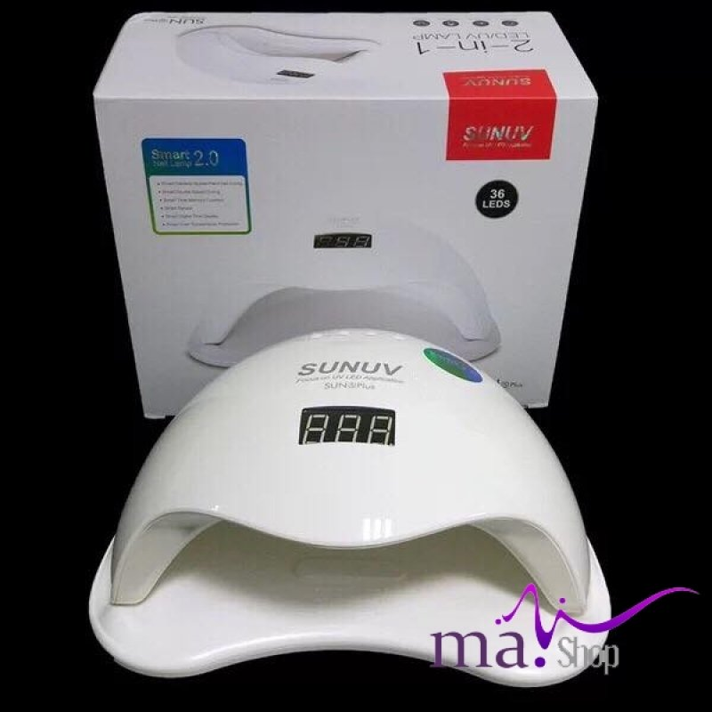 Máy hơ gel SUNUV smart 2.0 2in1 48w