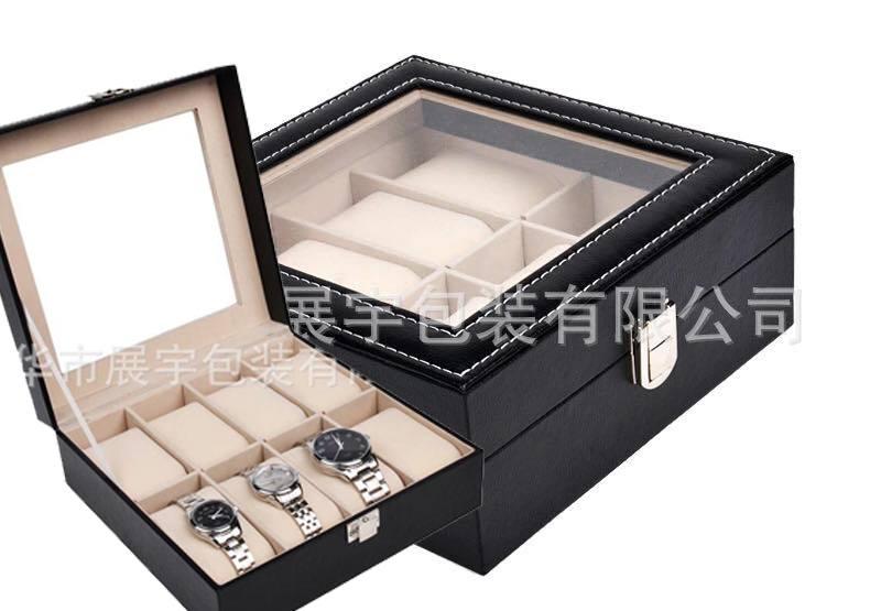 bán hộp đựng đồng hồ đeo tay cơ gỗ giá rẻ hcm 001
