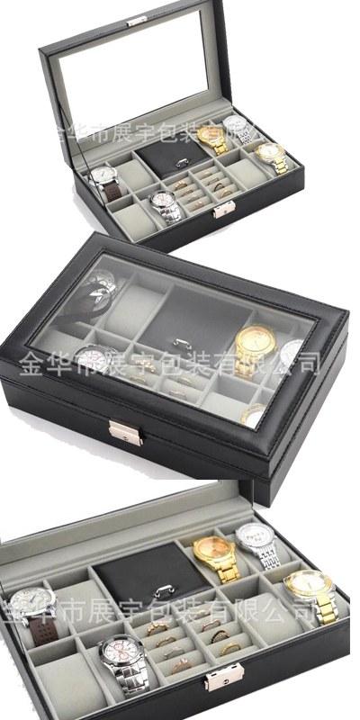 bán hộp đựng đồng hồ đeo tay cơ gỗ giá rẻ hcm 003