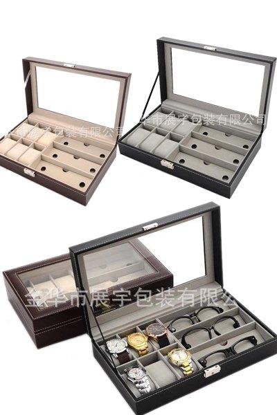bán hộp đựng đồng hồ đeo tay cơ gỗ giá rẻ hcm 007