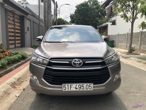 Toyota Innova Sx 2018 Màu Nâu TPHCM