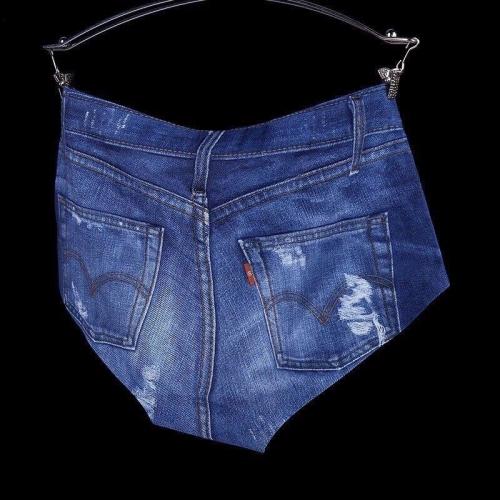0150 quần lót giả jean