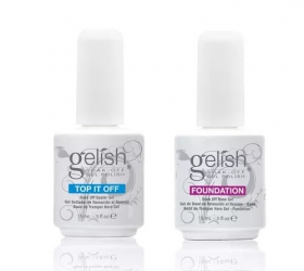 003 Gel polish : top & fou 15ml