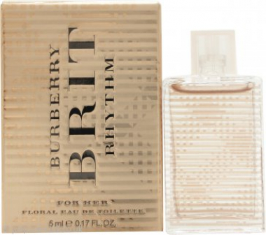 Nước Hoa Mini BURBERRY BRIT RHYTHM FLORAL EDT 5ML